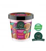 Organic Shop, Body Desserts SUMMER FRUIT ICE CREAM  oczyszczający krem-peeling do ciała, 450 ml