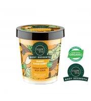Organic Shop, Body Desserts MANGO SUGAR SORBET – regeneracyjny scrub do ciała, 450 ml
