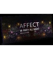 AFFECT, PALETA CIENI PRASOWANYCH PARTY ALL NIGHT