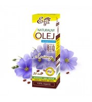 Etja, Olej lniany Bio, 50ml