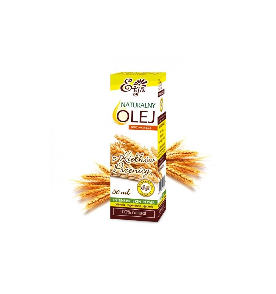 Etja, Olej z kiełków pszenicy, 50ml