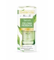 Bielenda, Zielona herbata, Serum do twarzy, 15ml