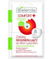Bielenda, Comfort+, Zabieg regenerujący do dłoni, 10ml