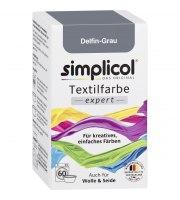 Simplicol, EXPERT barwnik do tkanin, SZARY DELFIN, 150 g