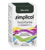 Simplicol, EXPERT barwnik do tkanin, ZIELONY BLUSZCZ, 150 g
