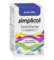 Simplicol, EXPERT barwnik do tkanin, KOBALTOWY, 150 g