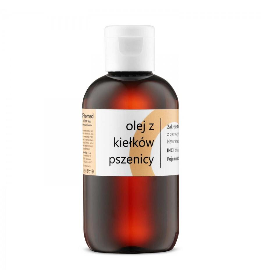 Fitomed, Olej z kiełków pszenicy, 100 ml