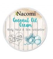 Nacomi, Naturalny krem kokosowy, 100 ml