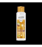 Lavera, Szampon odżywczo-regenerujący 2w1 do włosów zniszczonych, 250ml