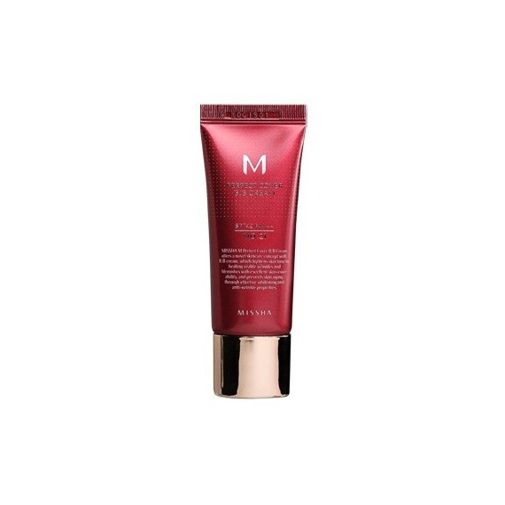 Missha, M Perfect Cover BB Cream SPF42 PA+++, nr 31, 20 ml