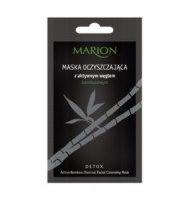 Marion, Maska oczyszczająca z aktywnym węglem bambusowym, 10 g