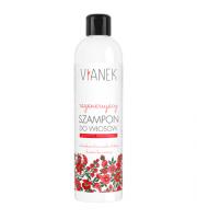 Vianek, Regenerujący szampon do włosów ciemnych i farbowanych, 300 ml