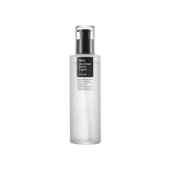 COSRX, BHA Blackhead Power Liquid, Preparat złuszczający z naturalnymi kwasami BHA, 100 ml