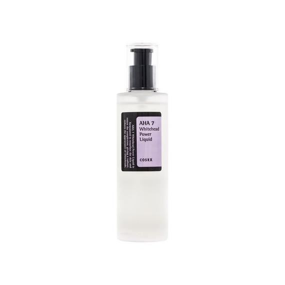 COSRX, AHA 7 Whitehead Power Liquid, Preparat złuszczający z naturalnymi kwasami AHA, 100 ml