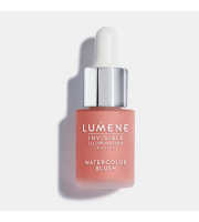 Lumene, Coral, Róż z serum Invisible Illumination, 15 ml