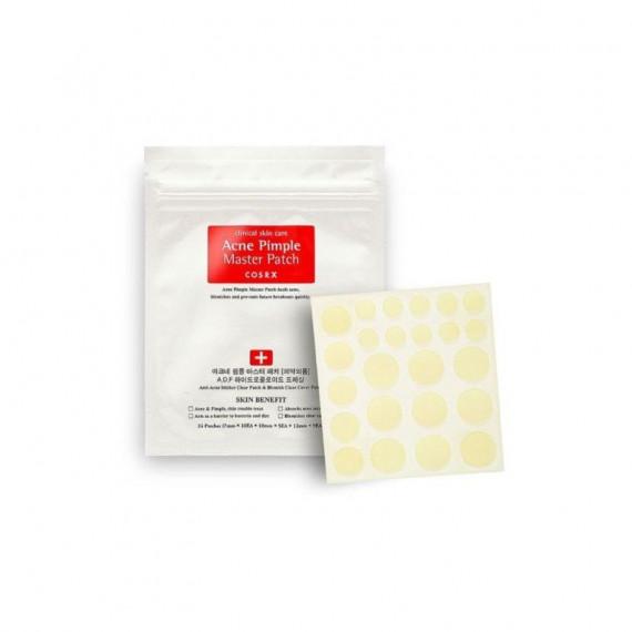 COSRX, Acne Pimple Master Patch, Plasterki na wypryski, 24 szt.
