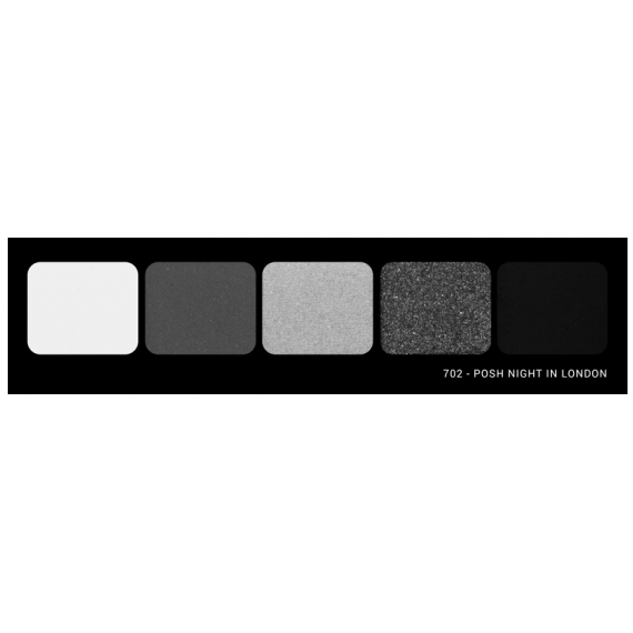 Hean, my favorite perfect wear eyeshadow palette 702