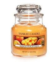 Yankee Candle, Mango Peach Salsa Mały Słoik, 104g