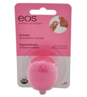 Eos, Balsam do ust Strawberry Sorbet, 7g