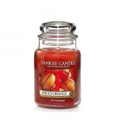 Yankee Candle, Słoik duży spiced orange, 623g