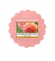 Yankee Candle, SUN-DRENCHED APRICOT ROSE, wosk