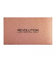 Makeup Revolution, Life on the dance floor palette 24 zestaw cieni do powiek Guest List, 25g