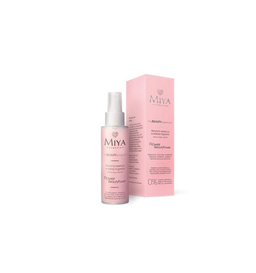 Miya Cosmetics, myBEAUTYessence, FLOWER BeautyPower, 100 ml