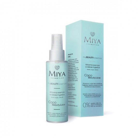 Miya Cosmetics, myBEAUTYessence, COCO BeautyJuice, 100 ml