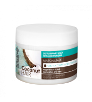 Dr. Sante, COCONUT HAIR - Maska z olejem kokosowym, 300 ml