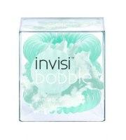 Invisibobble, Gumki do włosów 3 szt., APPLE APPEAL - pastelowe zielone