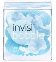 Invisibobble, Gumki do włosów 3 szt., MARINE DREAM - pastelowe niebieskie