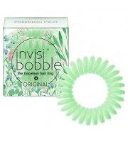 Invisibobble, Gumki do włosów 3 szt., FORBIDDEN FRUIT - pastelowe zielone