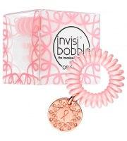 Invisibobble, Gumka do włosów 1 szt., PINK HEROSE - perłowa różowa