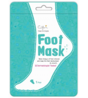 Cettua, Maseczka do stóp FOOT MASK, 2x8g