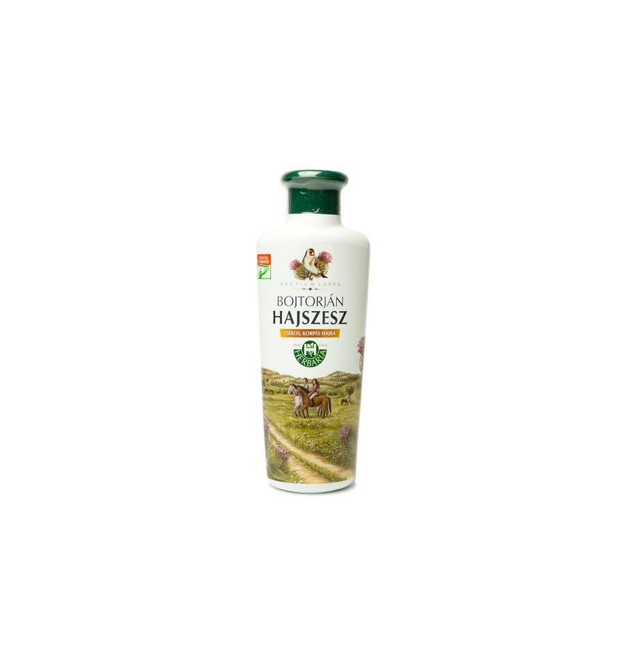 Herbária Co., Wcierka do włosów BANFI łopianowa, 250ml