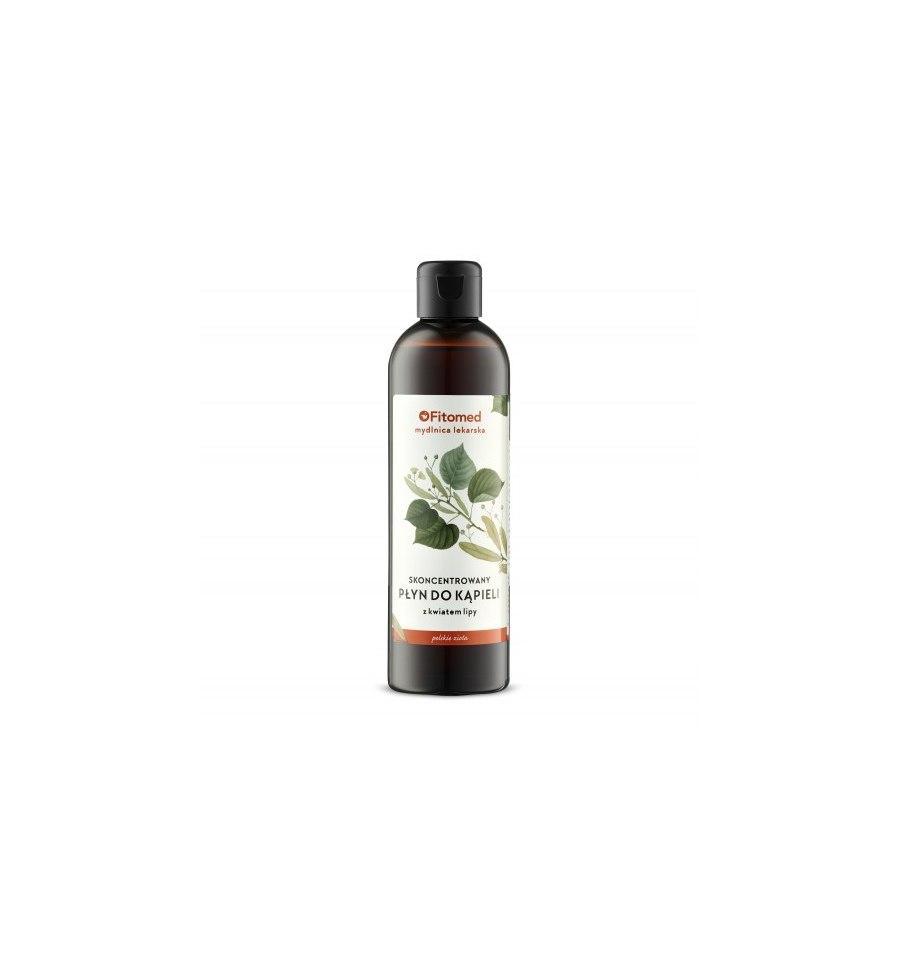 Fitomed, Płyn do kąpieli, kwiat lipy, 250 ml