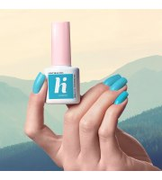 hi hybrid, Lakier hybrydowy 313 LIGHT BLUE, 5 ml