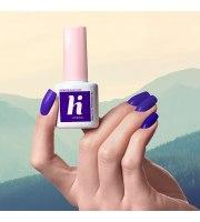hi hybrid, Lakier hybrydowy 339 INFINITE BLUE, 5 ml