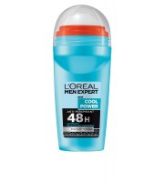 L'Oreal Men Expert, Dezodorant w kulce COOL POWER 48H, 50 ml