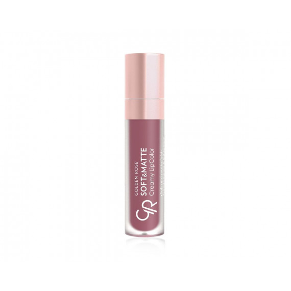 Golden Rose, Soft&Matte Creamy Lip Color, Matowa płynna pomadka do ust, 112, 5.5 ml