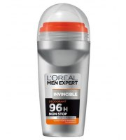 L'Oreal Men Expert, Dezodorant w kulce INVINCIBLE 96H, 50 ml