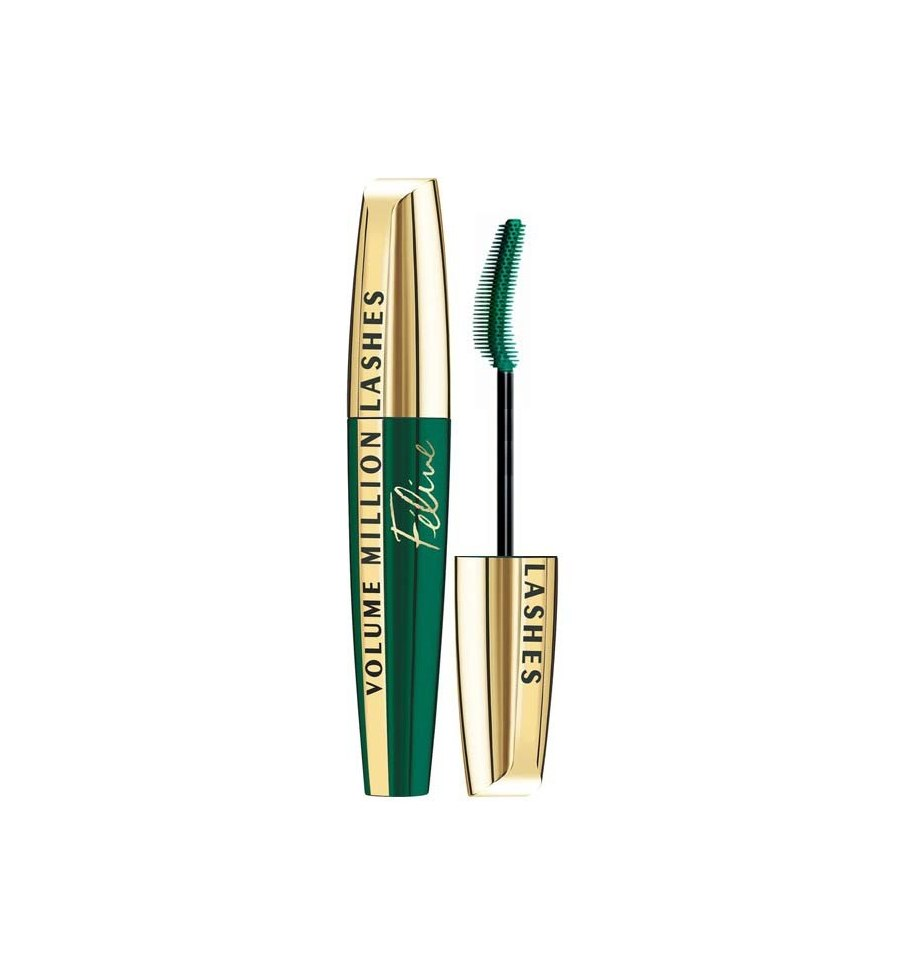 L'Oréal, Volume Million Lashes FELINE NOIR tusz do rzęs, 9,2 ML