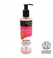 Organic Shop, Zwiększająca objętość odżywka do włosów RASPBERRY&ACAI, 280 ml
