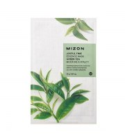 Mizon, Joyful Time GREEN TEA, nawilżająca maska do twarzy, 23 g