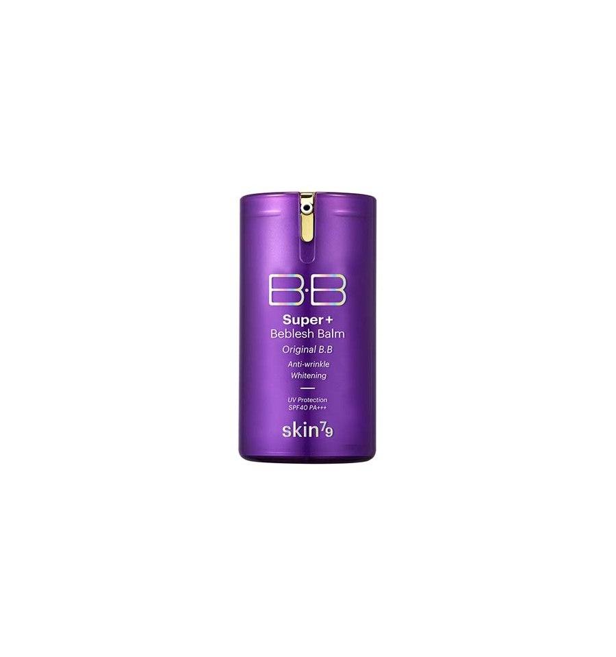 Skin79, Super+ Beblesh Balm Purple SPF40+