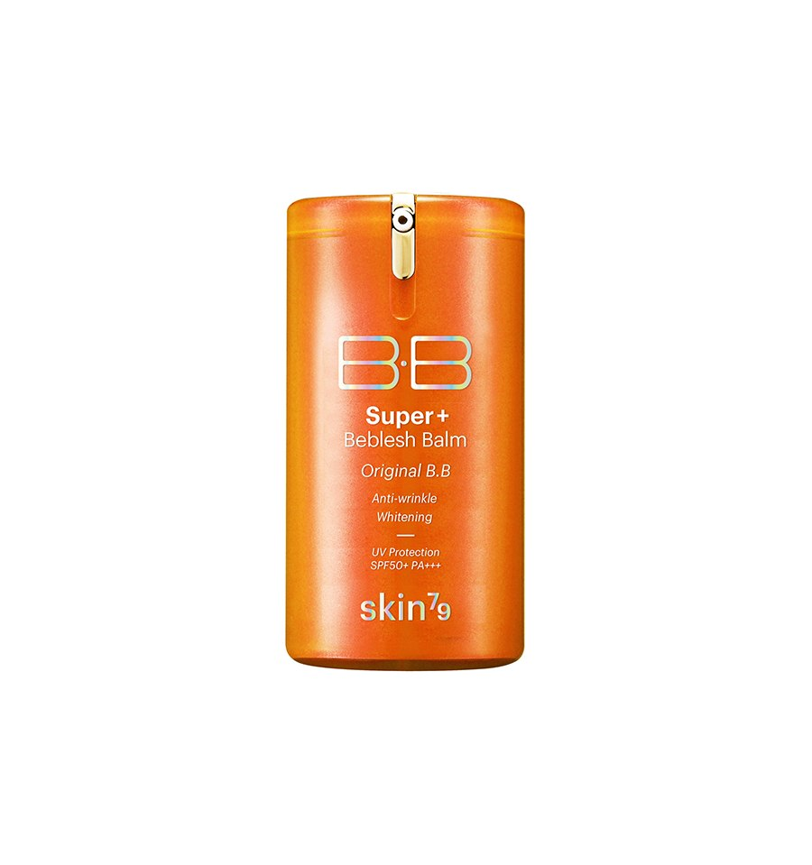 Skin79, Super Triple Functions BB Cream (Orange), SPF50+PA+++, 40 g
