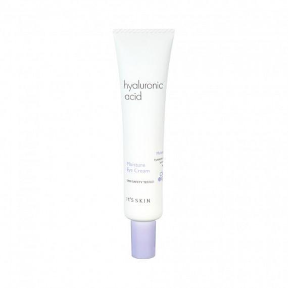 It's Skin, Hyaluronic Acid Moisture Eye Cream, Intensywnie NAWILŻAJĄCY krem pod oczy, 25 ml
