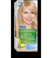 Garnier, Color Naturals Crème, Trwała farba do włosów, 113 SUPERJASNY BEŻOWY BLOND, 100 + 10 ml