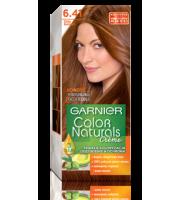 Garnier, Color Naturals Crème, Trwała farba do włosów, 6.41 ZŁOTY BURSZTYN, 100 + 10 ml