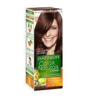 Garnier, Color Naturals Crème, Trwała farba do włosów, 5.15 GORZKA CZEKOLADA, 100 + 10 ml